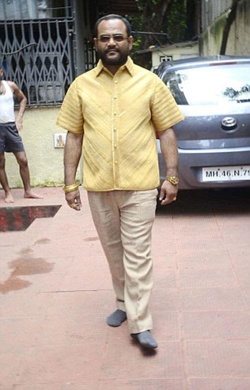 پیراهن جالب بافته شده مرد هندی از طلا + تصاویر