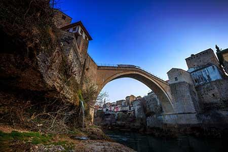 مکان های زیبا و دیدنی کشور بوسنی
