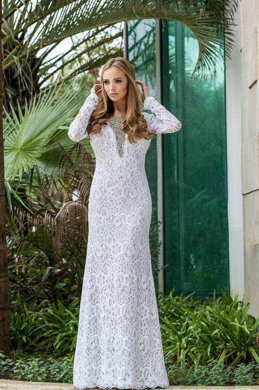 مدل لباس عروس پوشیده,مدل لباس عروس اروپایی 2017,مدل لباس عروس دخترانه,مدل لباس عروس 2017 ... پیشنهاد مدل لباس عروس های جدید و شیک برای سال ۲۰۱۷ و ۹۶