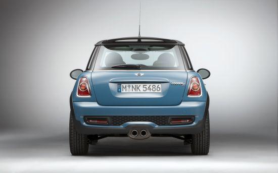 مشخصات خودروی مینی کوپر S + تصاویر