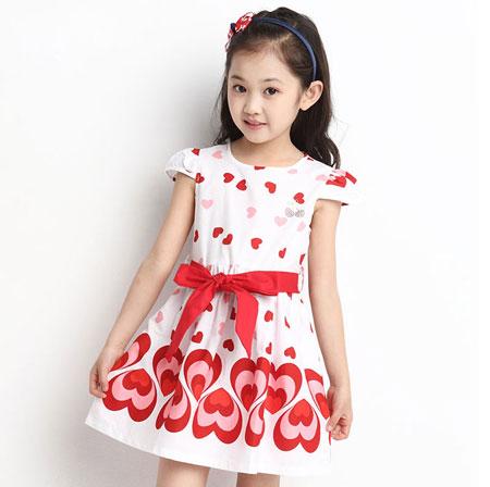 مدل لباس دخترانه زیبا و شیک (5)