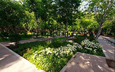 معرفی باغ ایرانی در تهران + تصاویر