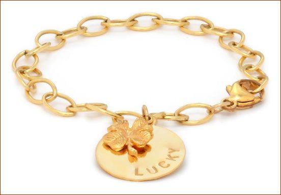 زیباترین مدل های دستبند طلا و جواهر (21)