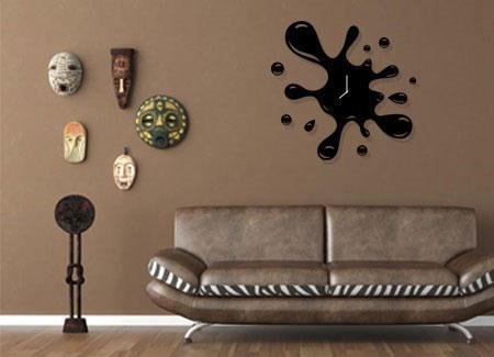 مدل های شیک و زیبای ساعت دیواری