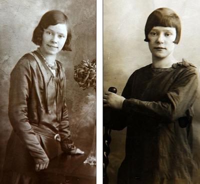 زندگی جالب این دوقلوی همسان 103 ساله (+عکس)