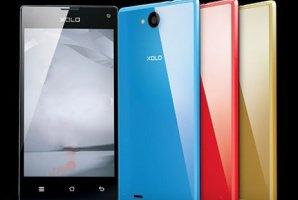 گوشی شیشه ای و ساخت هند Xolo Prime + عکس