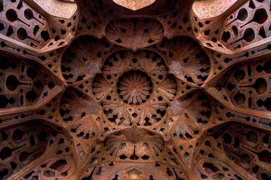 عکس های شگفت انگیز از بناهای تاریخی ایران