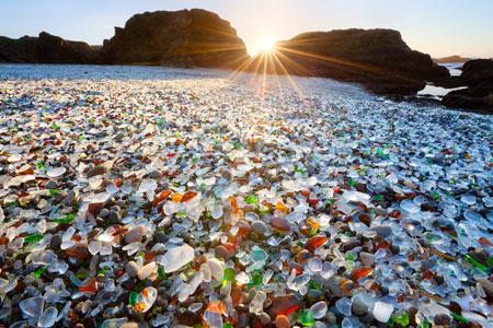 معرفی سواحل عجیب و غریب دنیا ( تصویری)