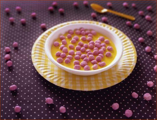 تزیین غذا برای کاهش اشتها (تصویری)
