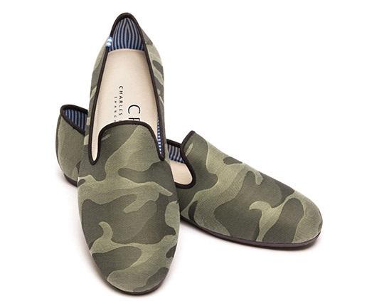 مدل های شیک کفش مردانه برند Charles Philip