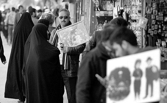 عجیب ترین مشاغل ایران (+عکس)