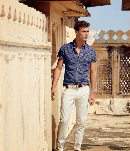 جدیدترین مدل لباس های مردانه 2015