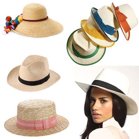 مدل های شیک کلاه زنانه ویژه تابستان 2015