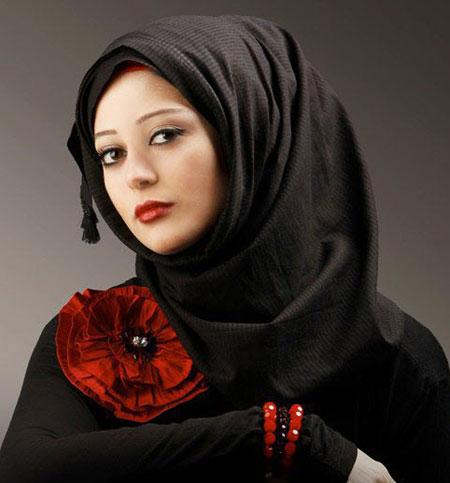 مدل های شیک و زیبای شال مجلسی 2015