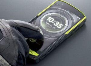 Torque G02 تلفن همراه مخصوص زیر آب + عکس