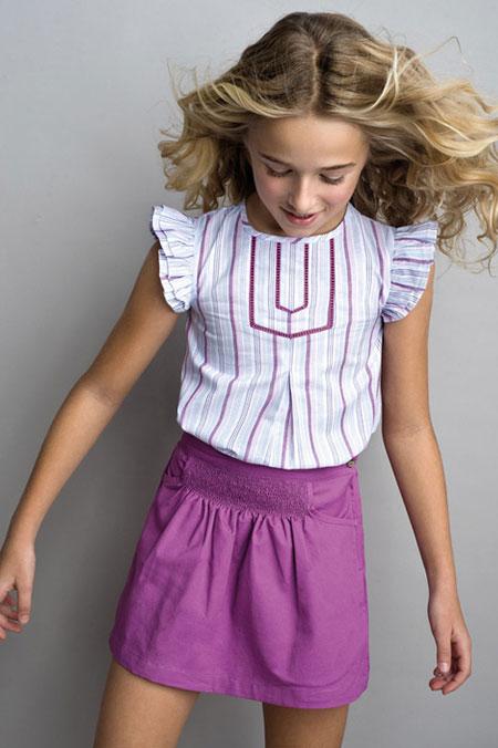 مدل لباس تابستانی دخترانه و پسرانه (6)