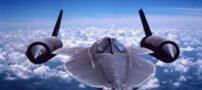 عکس های سریع ترین هواپیمای دنیا، پرنده سیاه