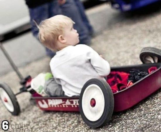تصاویری از جالب ترین خودروهای کوچک