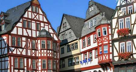 معرفی زیباترین مناطق دیدنی در آلمان + تصاویر