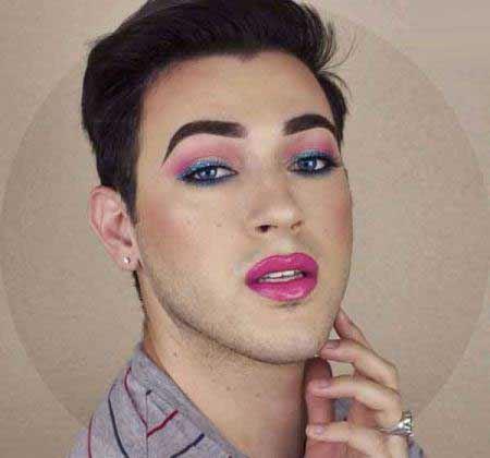 پسرهایی که آرایش دخترانه میکنند