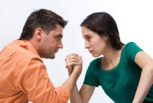 مشکل ساز شدن دعواهای زن و شوهری