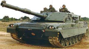 تانک های جنگی با کنترل از راه دور (عکس)