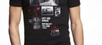 جدیدترین مدل های تی شرت مردانه