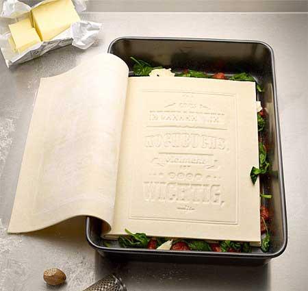این کتاب آشپزی را بخوانید و بخورید (عکس)