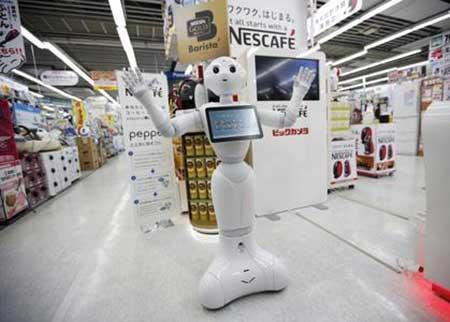 آینده انسان در دست ربات های انسان نما + تصاویر
