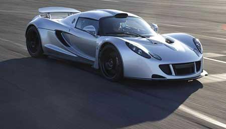 آشنایی با سریع ترین خودرو دنیا در سال 2020 + تصاویر