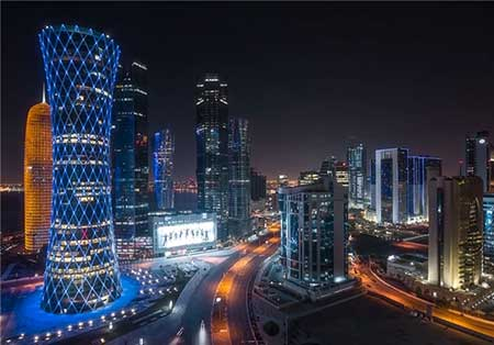 آشنایی با کشور شگفت انگیز قطر + تصاویر