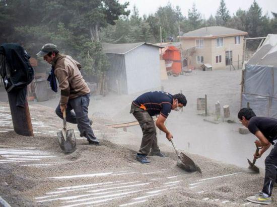 شهرهای مدفون زیر خاکسترهای آتشفشانی + تصاویر