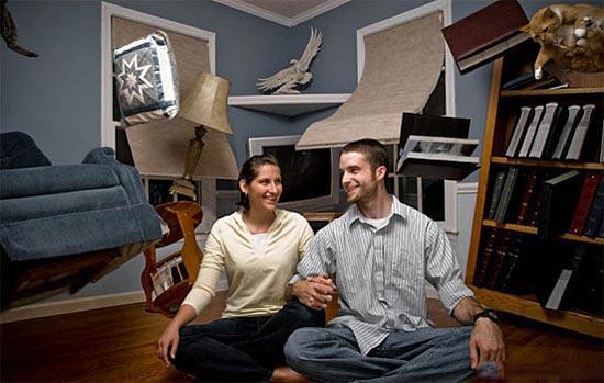 عکس های زندگی زناشویی با چاشنی طنز