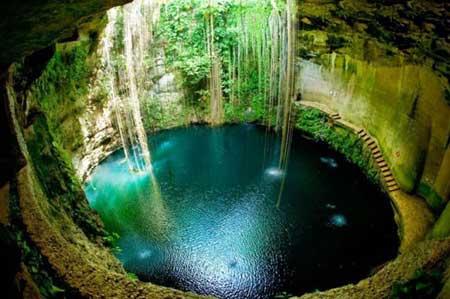 شگفت انگیزترین جاذبه های طبیعی گردشگری دنیا
