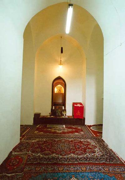 کلیسای ننه مریم در ارومیه (+عکس)