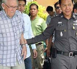 پیرمرد 90 ساله ای متجاوز دستگیر شد !