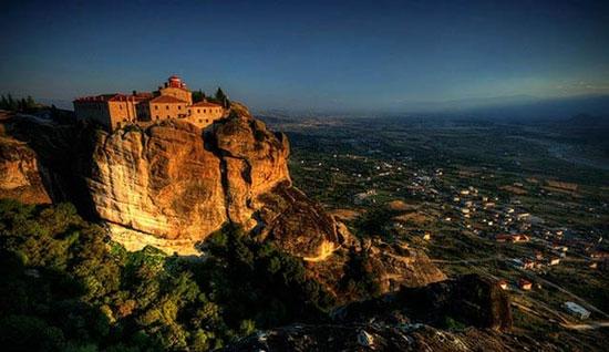 عکس های زیبا از طبیعت یونان