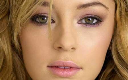 رمز و رازهای آرایش صورت های پف دار