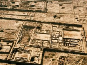 عکس های جالب از بزرگ ترین شهر خشتی دنیا