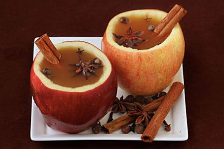 تزیین سیب به شکل های گوناگون (عکس)
