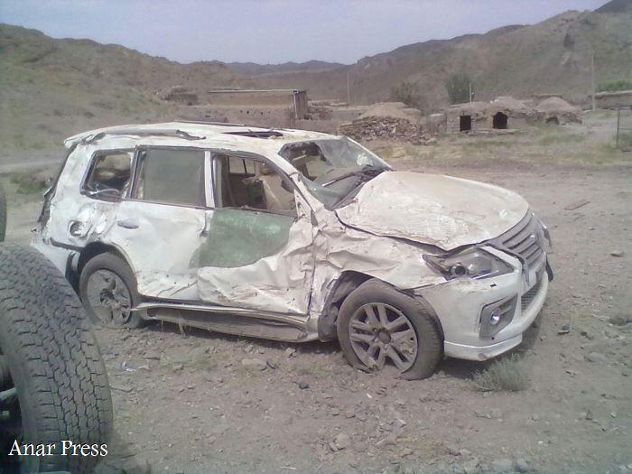 نابودی لکسوس های صفر در ایران (+عکس)