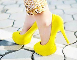 کفش های فانتزی خطرناک هستند
