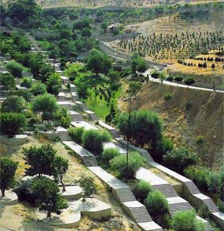 معرفی منتخبی از مکان های دیدنی کردستان