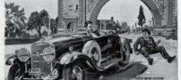 امکانات شگفت انگیز خودروهای قدیمی + عکس