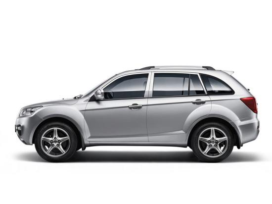 مشخصات خودروی لیفان X60 + تصاویر