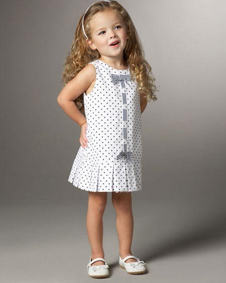 مدل لباس جدید دخترانه برای تابستان 94