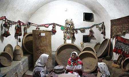موزه مردمشناسی اردبیل (عکس)