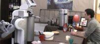طراحی نخستین ربات آشپز در جهان (عکس)
