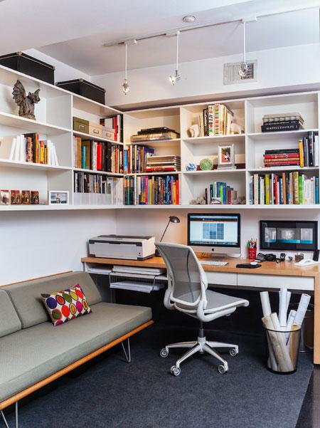 زیباترین طراحی های میزکار در منزل (+عکس)