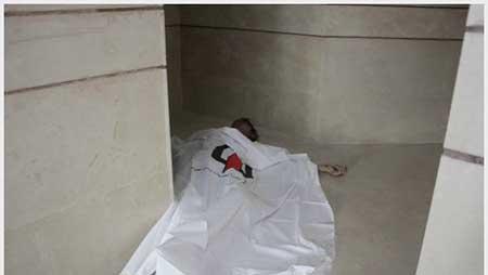 مرگ وحشتناک کارگر نظافتچی در اتاقک آسانسور